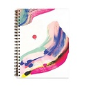 Moglea - MOG Candy Swirl Painted Journal, Lined