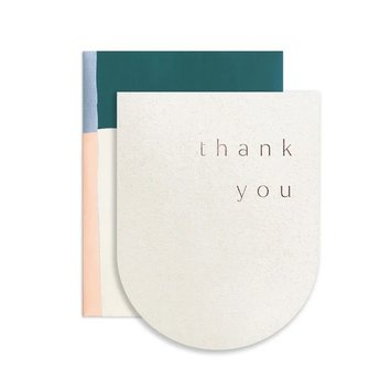 Moglea - MOG Castle Thank You Card