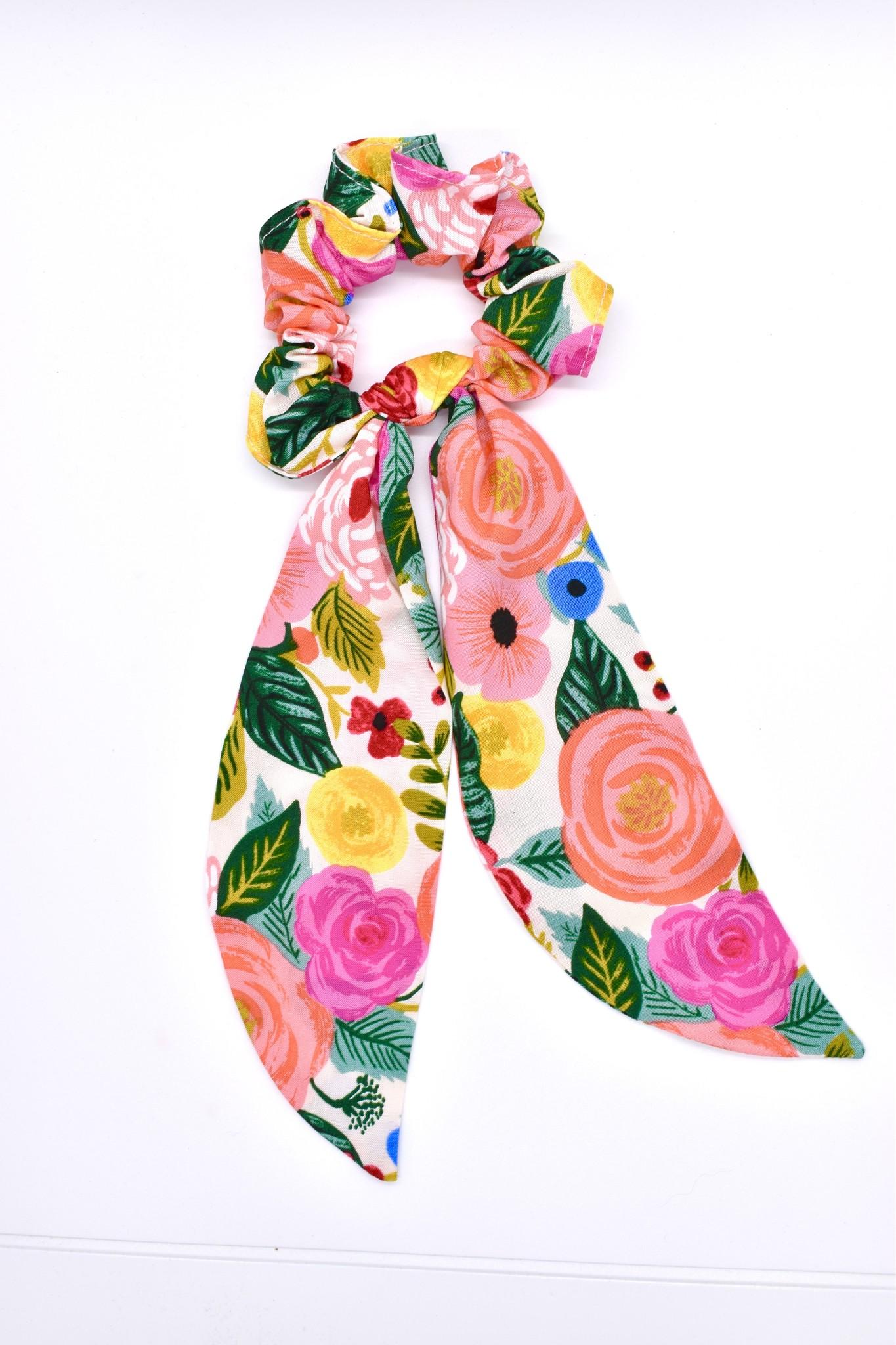 Felicity Howells - FH FH ACHA - Blush Juliet Rose Scrunchie
