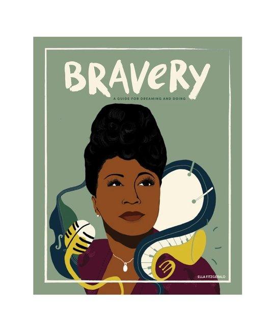Bravery Magazine - BRA Bravery Magazine Issue 14: Ella Fitzgerald