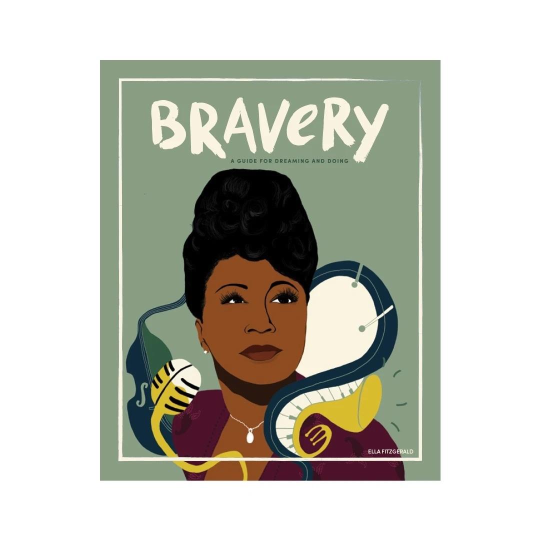 Bravery Magazine Bravery Magazine Issue 14: Ella Fitzgerald