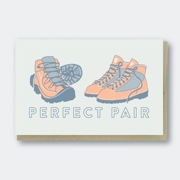 Pike Street Press - PSP Perfect Pair Hikers Card