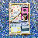 Gus and Ruby Letterpress - GR Making Memories - Family Gift Box