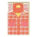 Pike Street Press - PSP Manly Man Flannel Card