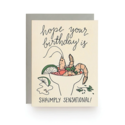 Wild Ink Press - WI Shrimply Sensational Birthday Card