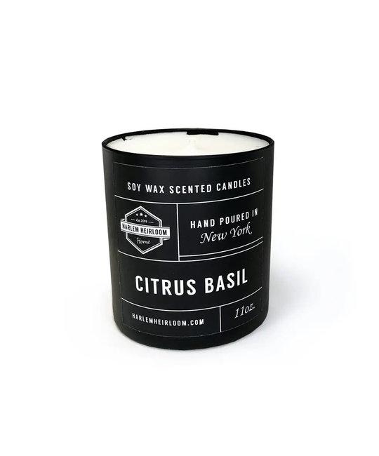 Harlem Heirloom - HAH HAH CALA - Citrus Basil Candle
