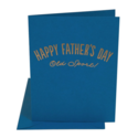 The Social Type - TST Happy Father's Day Old Sport Card