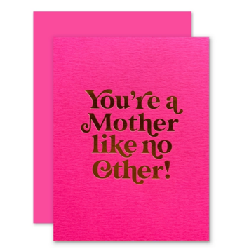 The Social Type - TST Mother Like No Other Card