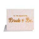 The Social Type - TST Bride to Be Card