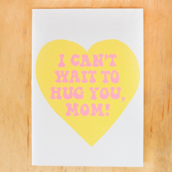 Gold Teeth Brooklyn - GTB Hug Mom Card