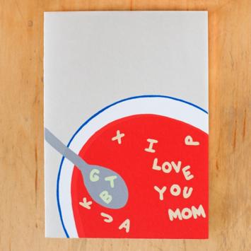 Gold Teeth Brooklyn - GTB Mom Soup Card