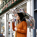 Rifle Paper Co - RP Rifle Paper Co - Strawberry Fields Umbrella