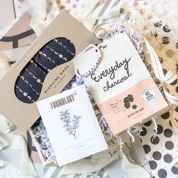 Gus and Ruby Letterpress - GR Meditate Gift Box