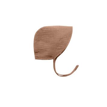 Rylee + Cru - RC Rylee + Cru Terracotta Brimmed Bonnet