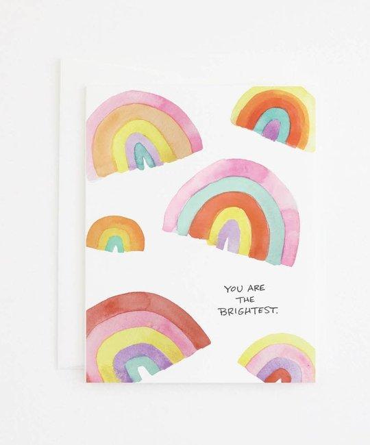 Party Sally - PSA Rainbows Card