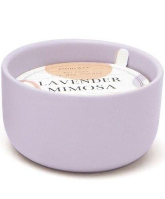 Paddywax - PA Wabi Sabi, Lavender Mimosa Candle