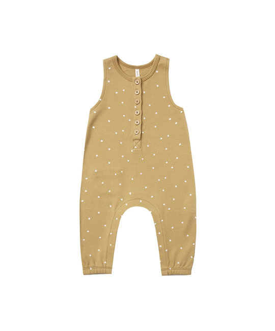 Quincy Mae - QM Quincy Mae Gold Stars Sleeveless Jumpsuit