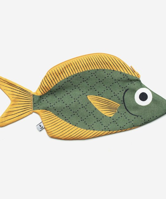 Don Fisher - DF Don Fisher Green Soldier Fish Pouch