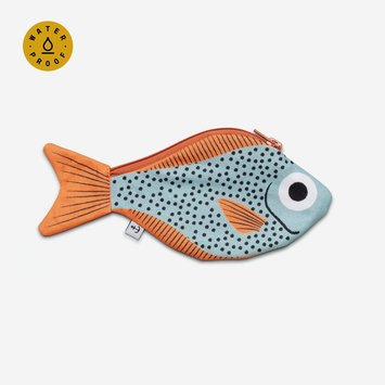 Don Fisher Don Fisher Aqua Sweeper Fish Pouch
