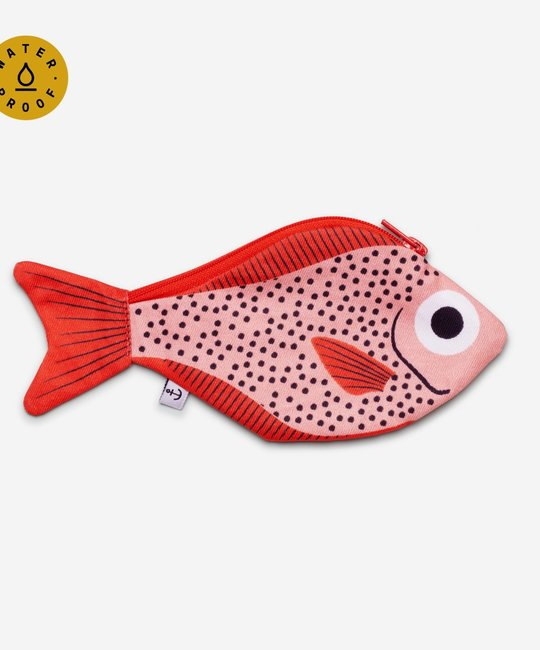 Don Fisher - DF Don Fisher Pink  Sweeper Fish Pouch