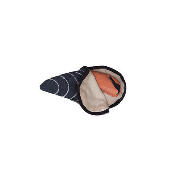 Don Fisher - DF Don Fisher Mussel Coin Pouch
