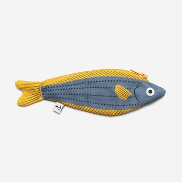 Don Fisher - DF Don Fisher Blue Fusilier Fish Pouch
