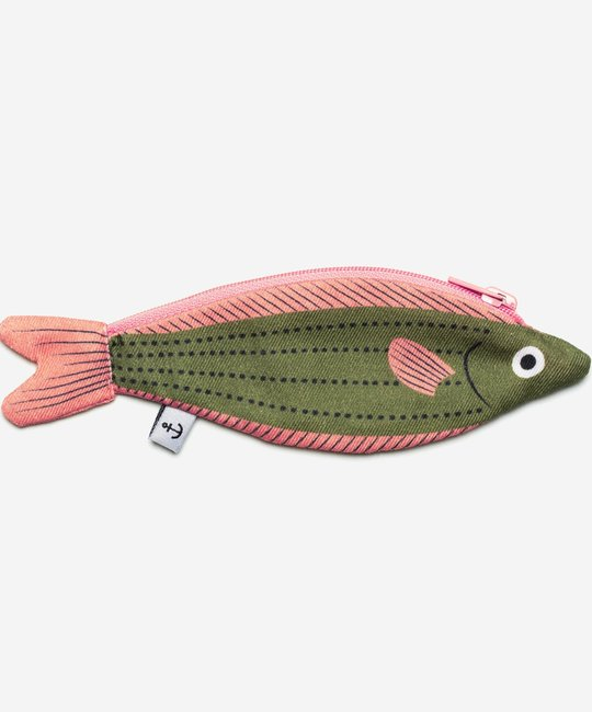 Don Fisher Don Fisher Green Fusilier Fish Pouch