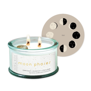 Seedlings - SED SED CALA - Moon Phases Candle