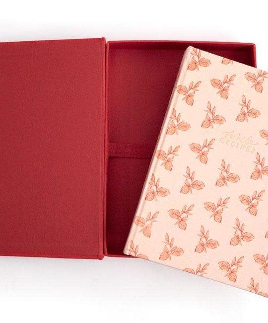 One Canoe Two Letterpress - OC Heirloom Recipe Book