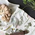 June and December - JD Edible Wilds Tea Towel