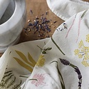 June and December - JD Found & Foraged Tea Towel