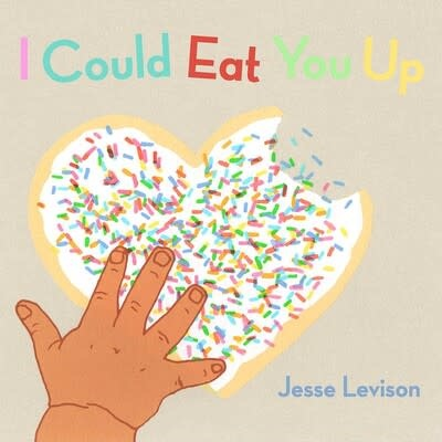 Simon and Schuster I Could Eat You Up Board Book