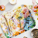 Rifle Paper Co - RP Rifle Paper Co - Marguerite Medium Rectangle Tray