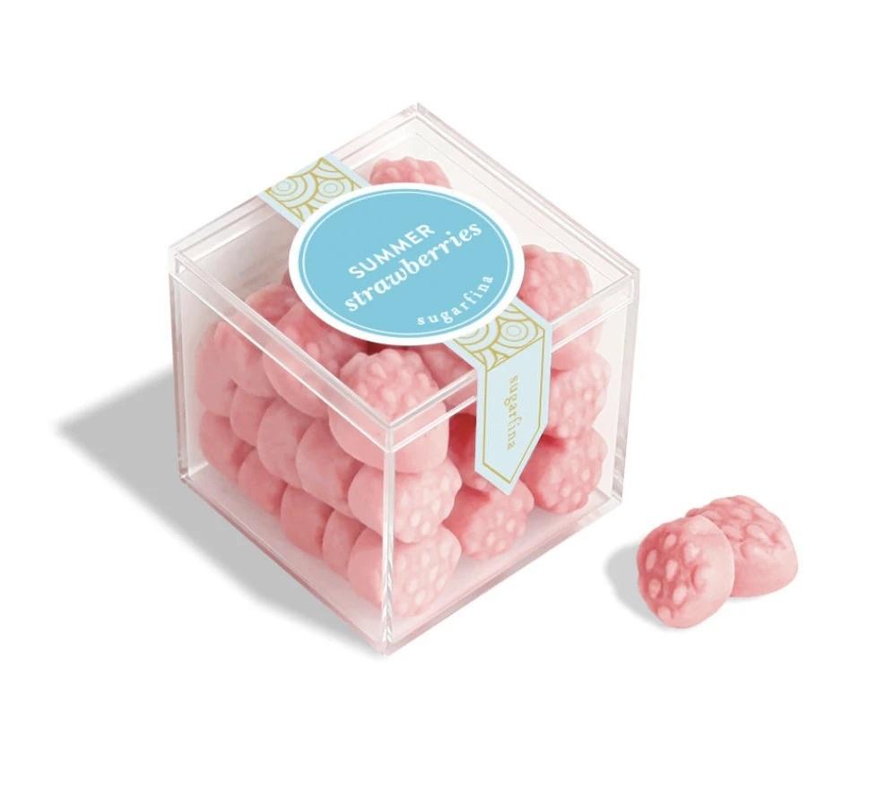 Sugarfina - SU SU FAD - Summer Strawberries Small Cube