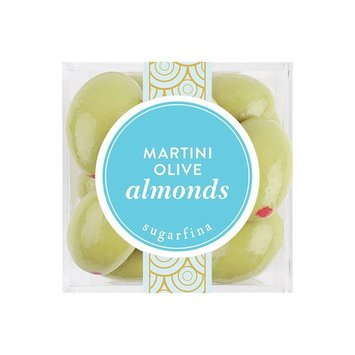 Sugarfina - SU SU FAD - Martini Olive Almonds Small Cube