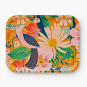 Rifle Paper Co - RP Rifle Paper Co- Dovecote Medium Rectangle Tray