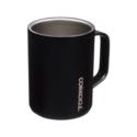 Corkcicle - CO Corkcicle Black Matte Mug