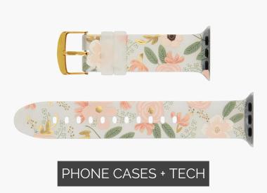 Phone Cases + Tech