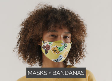 Masks + Bandanas
