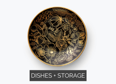 Dishes and Storage