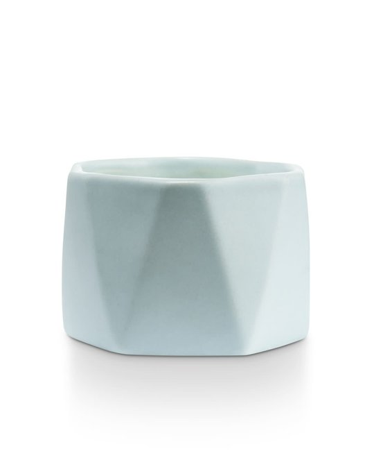 illume - ILL Fresh Sea Salt  Dylan Ceramic Candle