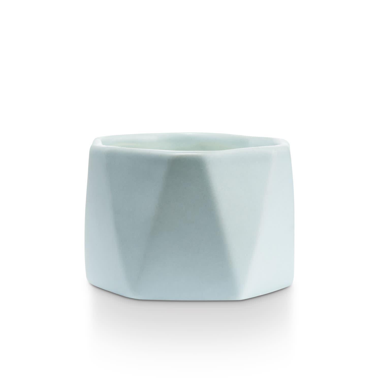 illume candles Fresh Sea Salt  Dylan Ceramic Candle