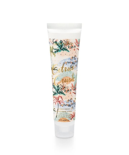 illume candles Demi Citrus Crush Hand Cream