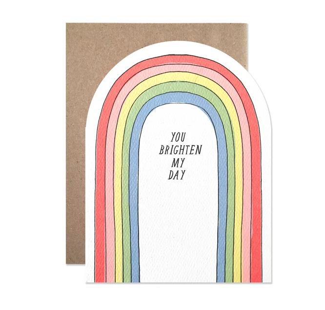 Hartland Brooklyn - HAR You Brighten My Day Card