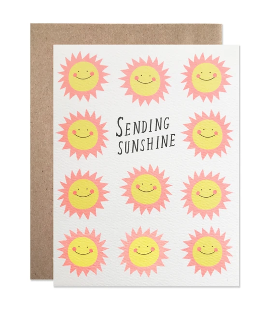 Hartland Brooklyn - HAR Sending Sunshine Card