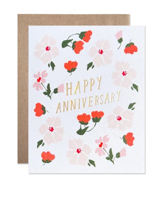 Hartland Brooklyn - HAR Anniversary Garden with Gold Foil Card