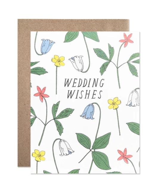 Hartland Brooklyn - HAR Wedding Wishes Card
