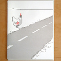McBittersons - MCB Chicken Birthday Card