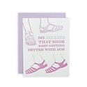 Riva Letterpress - RIL So Jelly Birthday Card