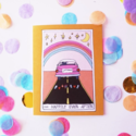 Ash + Chess - AAC Wedding Tarot Card